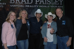 Matt and Brad Paisley