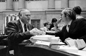John Steinhauer and Ned Ray McWhorter